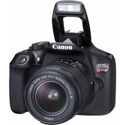 Canon EOS Rebel T6 DSLR...