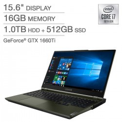 Laptop LENOVO 5 I7 10750H...